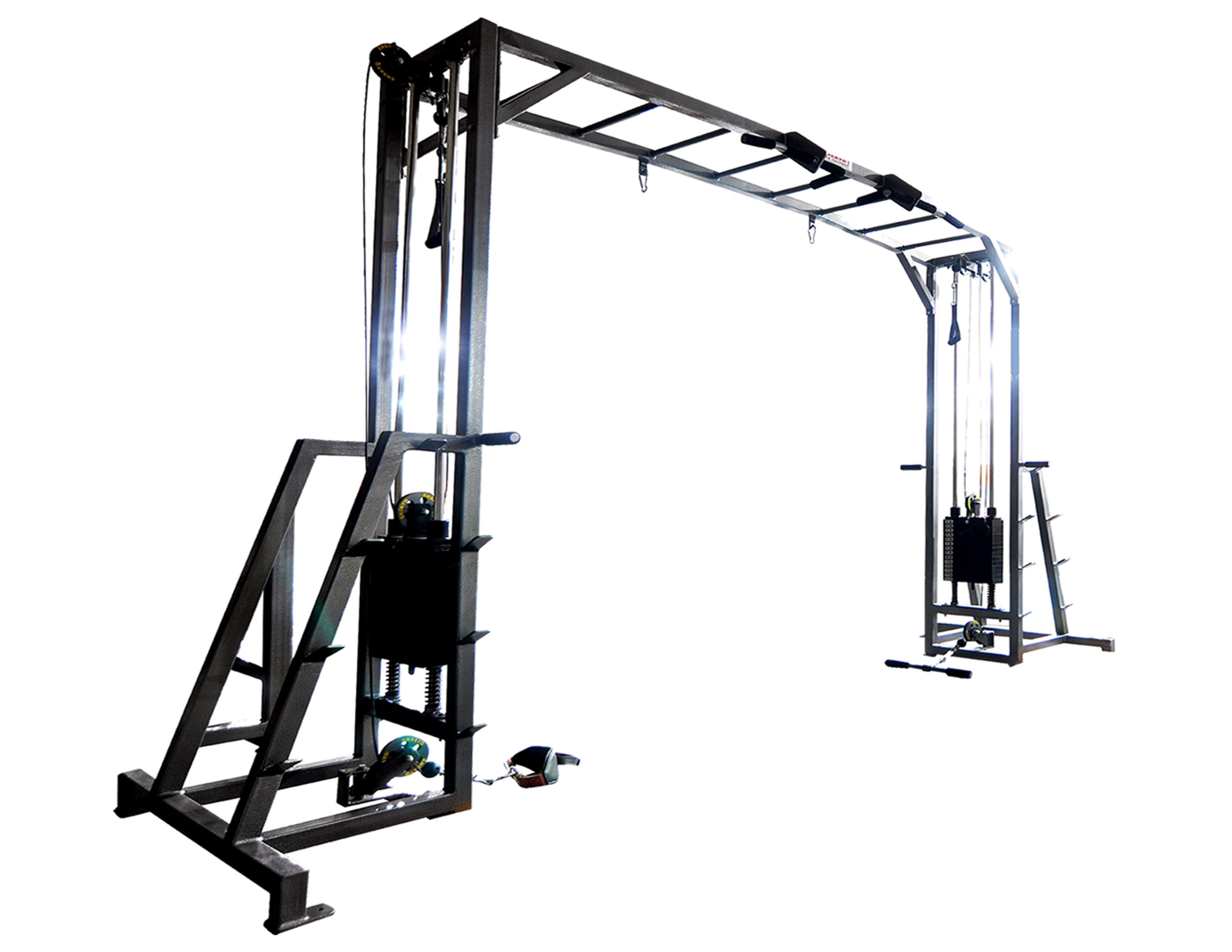 cable xover machine 2x200lbs  b  u2013 ensayo gym equipment  inc